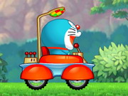 Doraemon Rage Cart Game