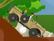 Ben10 Jeep Game