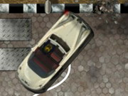 Classic Car Parking Game