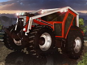 4x4 Tractor Challenge Game