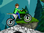 Ben10 Turbo Racer Game