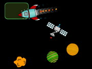 Space Parking Game