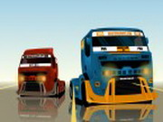 Heavy Trucks Race Game