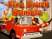 Fire Truck Rumble Game