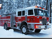 Winter Firefighters 2 Game