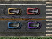 Small Town Racing Game