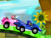 Sonic Racing Zone Game