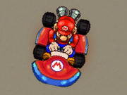 Mario Battle Kart Game
