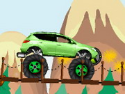 Ben 10 Speed Truck Game