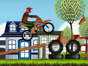 Urban Moto Trial Game