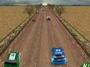 3d Rally Fever Game