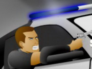 High Speed Pursuit Game
