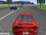 Test Drive 3d Game