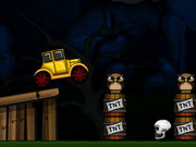 Stunt Crazy Halloween 2 Game