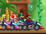 Super Mario Racing 3 Game