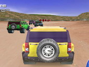 Jeep Valley Rally Game