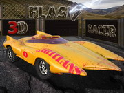 3d Flash Racer Game
