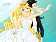 Sea Princess Wedding Dresses Game