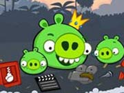 Angry Birds Destroy Bad Piggies Game