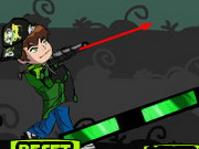 Ben 10 Extreme Shooter Game