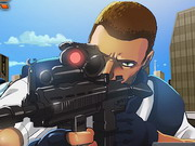 Sniper Police Training Game