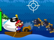 Mario Sea War Game