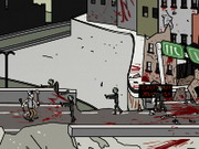 Zombie Trailer Park Game