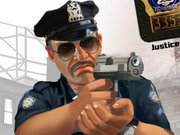 NYPD Crime Control Game