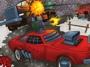 Road Of Fury 2: Nuclear Blizzard Game