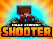 Rage Zombie Shooter Game