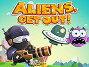 Aliens Get Out Game