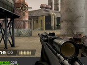 Cross Fire Sniper King Game