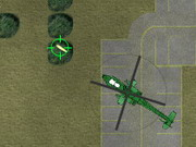 Recon Copter Game