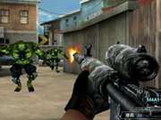 Th Cross Fire Game