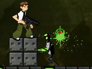 Ben 10 Mass Attack Game