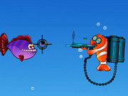 Fish Shooting Time Game
