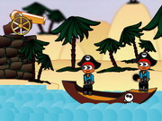 shooting, boat , shoot em up , water , ragdoll , pirates
