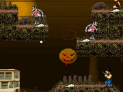 Zombie Rescue Squad Halloween Game