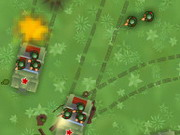 Endless War Defense Game