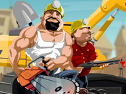 Builders Brawl Game