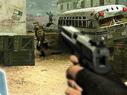 Army Sharpshooter Game