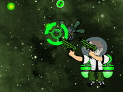 Ben 10 Space Shooter Game