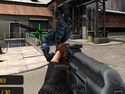 Counter Shooter Game