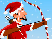 Christmas Archer Game