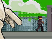 Gangnam Run Gentleman Game