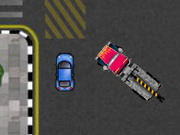 American Tow Truck Game