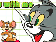 Tom And Jerry Draw With Me Game