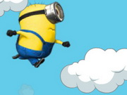 Minions Jumping Game