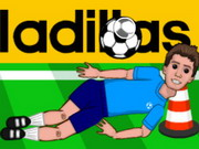 Soccer Ragdoll Juggling Game