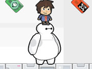 Baymax Go Adventure Game